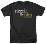 Rizzoli & Isles - Logo T-shirts