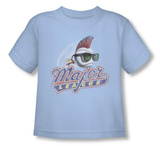 Toddler: Major League - Distressed Logo T-Shirt