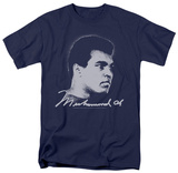 Muhammad Ali - Looking Left T-shirts