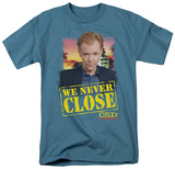 CSI Miami -Never Close T-Shirt