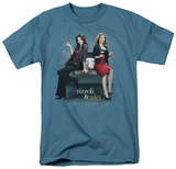Rizzoli & Isles - Sitting Around T-Shirt