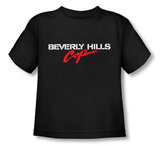 Toddler: Beverly Hills Cop - Logo T-Shirt