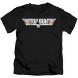 Youth: Top Gun - Logo Shirts