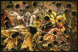 Sheila Wolk Chameleon Art Print Poster Pósters