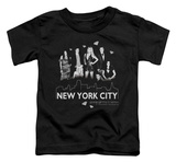 Toddler: Gossip Girl - NYC T-Shirt
