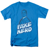 Superman - Fake Nerd T-Shirt