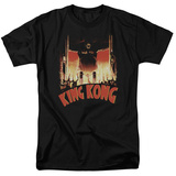 King Kong - At the Gates T-shirts