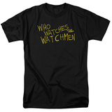 Watchmen - Who Watches T-Shirt