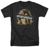 Shameless - Frank Cover Up T-shirts