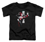 Toddler: Batman - Harley and Joker Shirts