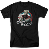 Zoolander - Obey My Dog Shirts