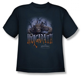 Youth: The Spiderwick Chronicles - Mulgarath T-Shirt