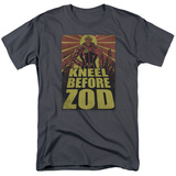 Superman - Zod Poster Shirts
