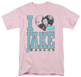Melrose Place - I Heart Jake Hanson T-shirts