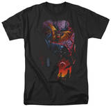 DC Comics New 52 - Batman & Robin 1 T-shirts