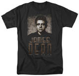 James Dean - Sepia Dean T-shirts