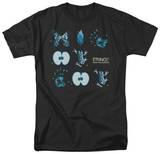 Fringe - Fringe Symbols Shirts