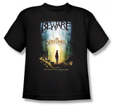 Youth: The Spiderwick Chronicles - Movie Poster T-shirts