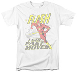 The Flash - Fast Moves T-Shirt