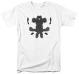 Watchmen - Rorschach Face T-shirts