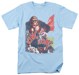 King Kong - You Better Run T-shirts