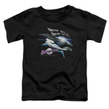 Toddler: Galaxy Quest - Never Surrender T-Shirt