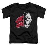 Toddler: King Kong - Kong Head T-Shirt