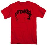 Betty Boop - Word Hair T-shirts