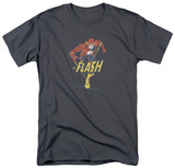 The Flash - Desaturated Flash T-Shirt