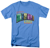 CSI Miami -Greetings From Miami T-shirts