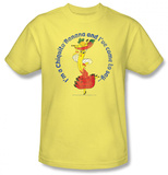 Chicquita Banana - Miss Chiquita T-shirts