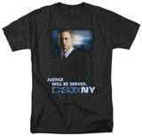 CSI New York - Justice Served Shirts