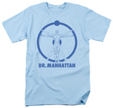 Watchmen - Dr Manhatten T-Shirt