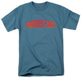 Forbidden Planet - Logo Shirts