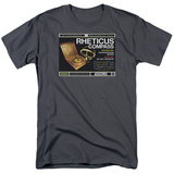 Warehouse 13 - Rheticus' Compass T-shirts