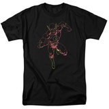 The Flash - Neon Flash T-Shirts