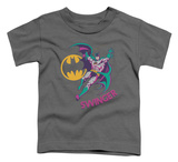 Toddler: Batman & Robin - Swinger T-shirts