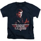 Youth: Top Gun - Wingman Goose Shirt
