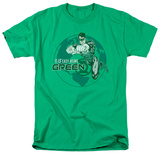 Green Lantern - Easy Being Green T-shirts