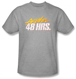 Another 48 Hours - Distressed T-shirts