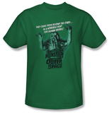 I Married A Monster From Outer Space - Hprrible Hunt Tshirts