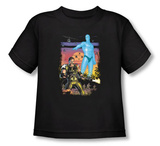 Toddler: Watchmen - Winning the War T-shirts