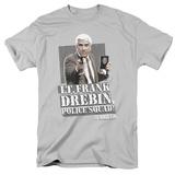 Naked Gun - Frank Drebin T-shirts