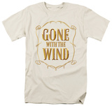 Gone with the Wind - Logo T-shirts