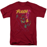 The Flash - Flash Spray Camiseta