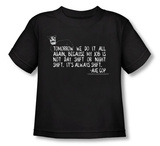 Toddler: Axe Cop - Always Shift T-Shirt