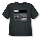Toddler: Axe Cop - Nearby Swordfish T-Shirt