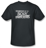 Invasion of the Body Snatchers - Distressed Logo T-Shirt