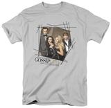 Gossip Girl - Line Border T-shirts