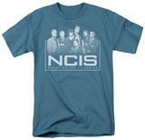 NCIS - Rthe Gangs All Here T-shirts